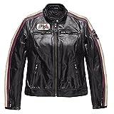 Harley-Davidson Lederjacke Almena CE Größe XL