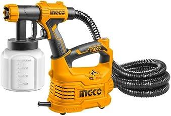 Tools Centre Ingco 500W HVLP Floor Based Electric Paint Spray Gun.