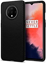 Spigen Liquid Air designed for OnePlus 7T case/cover - Matte Black