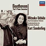 Sämtliche Klavierkonzerte 1-5 (Ga) - Mitsuko Uchida, Kurt Sanderling, Ogb, Sobr