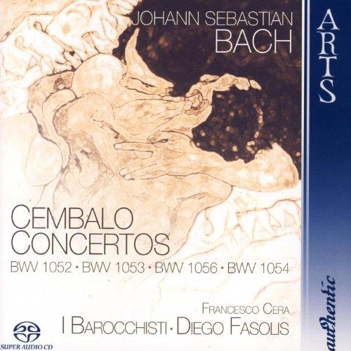 Johann Sebastian Bach: Cembalo...