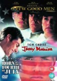A Few Good Men/Born On The Fourth Of July/Jerry Maguire [DVD]