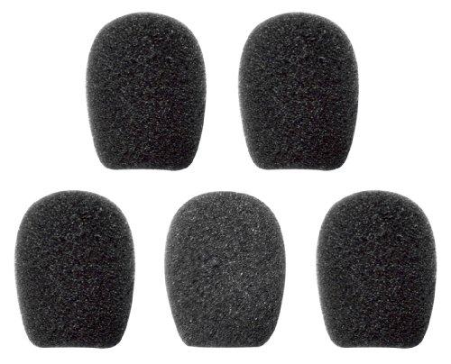 Preisvergleich Produktbild Sena SC-A0109 Mikrofonaufsätze für die Serien SMH10R, SMH5, SMH3 und SPH10, 5 Stück