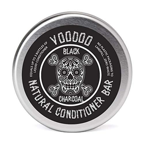Voodoo Barra acondicionadora carbón negro cabello