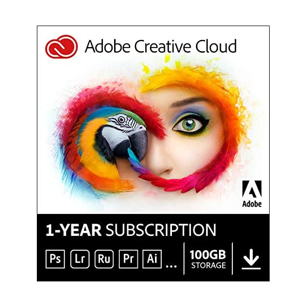 Adobe Creative Cloud 51wcnkErcxL