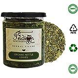 [Sponsored]The Indian Chai 50g Organic Nettle Leaves Herbal Tea, Reduces PMS Symptoms (TICONL50)