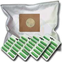 20 Staubsaugerbeutel EIO Varia Electronic 1300 Filtertüten
