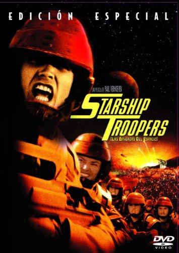 Bild von Starship Troopers (Starship Troopers: Special Edition, Spanien Import, siehe Details für Sprachen)