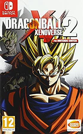 Dragon Ball Xenoverse 2 pour Nintendo Switch [Importación francesa]