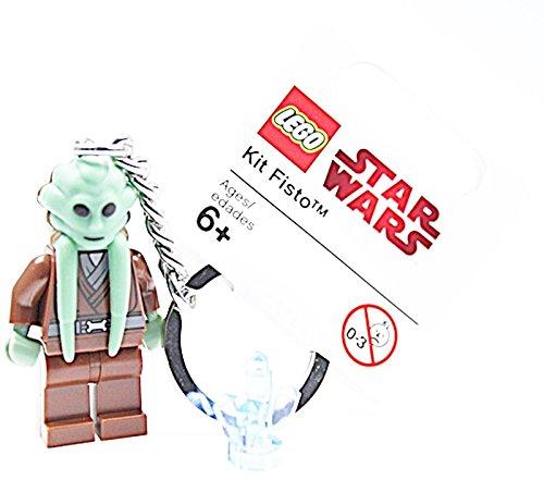 LEGO Star Wars Schlüsselanhänger KIT FISTO (Charakter Kunststoff-ringe)