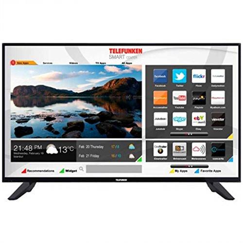 """Preisvergleich Produktbild Smart tv telefunken domus55dvism 55"""" led full hd wifi (1000045536)"""