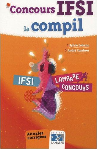 Concours IFSI : La compil