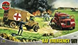 Airfix - A03304 - Construction et Maquettes - Bâtiment - RAF Emergency Set
