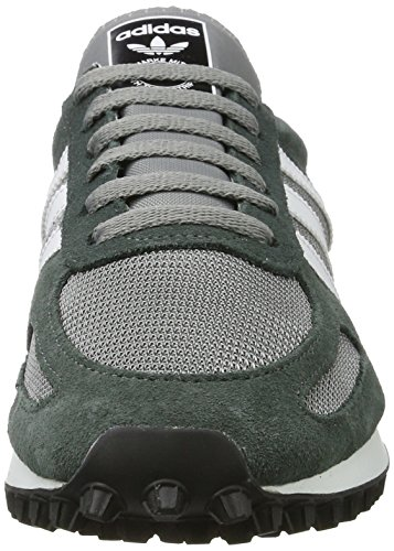 Adidas Herren La Trainer E Sneaker Mehrfarbig (ch Solid Gray / Footwear White / Utility Ivy)