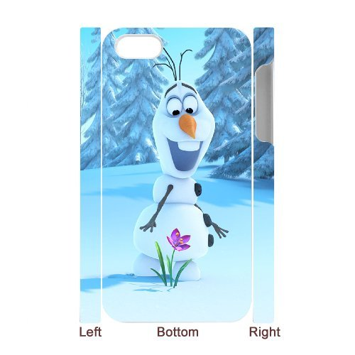 LP-LG Phone Case Of Frozen For Iphone 5C [Pattern-6] Pattern-6