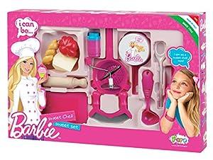 Faro - Disfraz para Adulto Barbie (Globalgifts SR2714) (Importado)