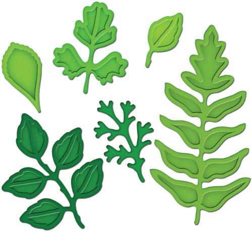 Spellbinders Die Foliage