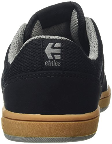 Etnies Kids Marana - Chaussures de Skateboard - Mixte Enfant Schwarz (969 , Black/Gum/Grey)