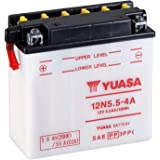 Jmt Lithium Ionen Motorrad Batterie 12 Volt 12n5 4b 12n5 5 4a Lifepo4 Hjb5 Fp Passend Für Yamaha Mt 125 A Abs 5d7m Re115 Bj 2015 Preis Ist Inkl Batteriepfand Auto