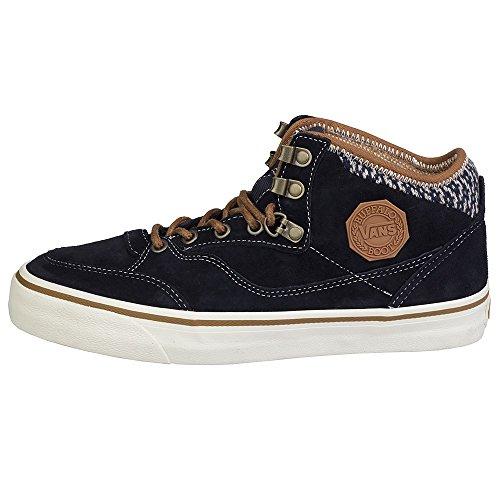 Vans Uomo M Buffalo Mte Sneakers stringate grigio Size: 42
