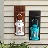Tied Ribbons Garden Decor Hanging Lantern Candle Holder - Best Reviews Guide