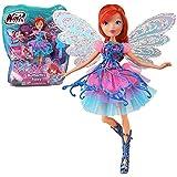 Winx Club - Butterflix Fairy - Hada Bloom Muñeca 28cm con Magia Robe