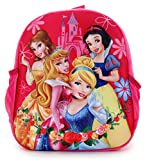 #6: Funny Teddy Cute lightweight Barbie doll School Bag For Kids with Exclusive 3D effect ;Use as Travelling Bags, Carry Bag, Picnic Bag, Teddy Backpack for children boy girl unisex;Perfect Birthday Gift Idea (Pink Color)