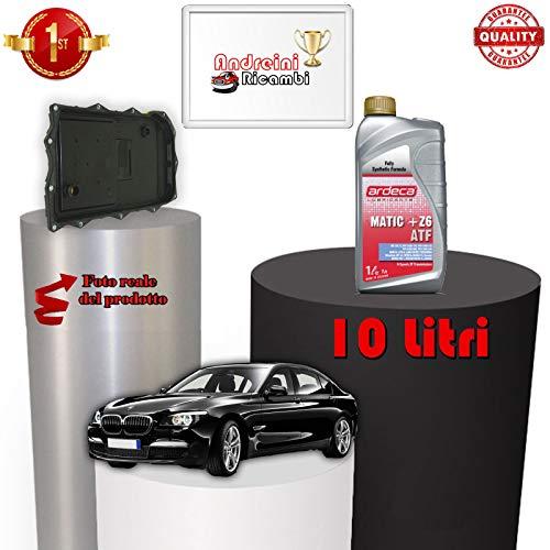 KIT FILTRO CAMBIO AUTOMATICO E OLIO SERIE 7 F01 740 I 235KW 2013 ->  1098