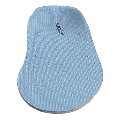 Superfeet Supportive, Chaussures randonnée mixte adulte Bleu