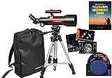 #10: Orion GoScope III 70mm Refractor Travel Telescope Kit