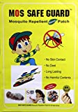 #8: Mosquito Repellent Patch (Yellow)