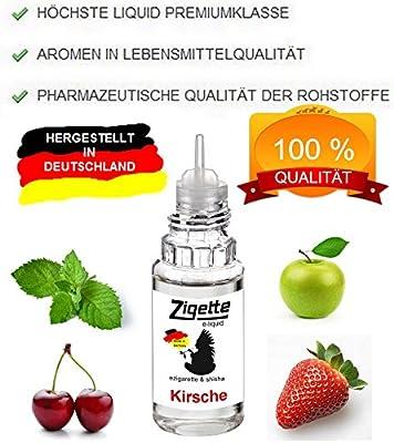 NEU 3 x 10 ml Zigette Nachfüllpack nachfüllbar speziell für eshisha ezigarette Liquid - Birne - Waldfrucht - Himbeere - mit 0,00 Nikotin Schnäppchen sonder Preis von ReiTrade