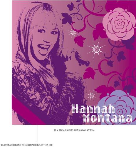 Hannah Montana Gemälde-Bild zum Aufhängen - Disney Hannah Montana Kissen