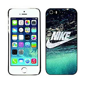 Iphone 5 5s Coque With Nike Logo Just Do It Skin Back Cover Coque Pour Iphone 5(Classic)