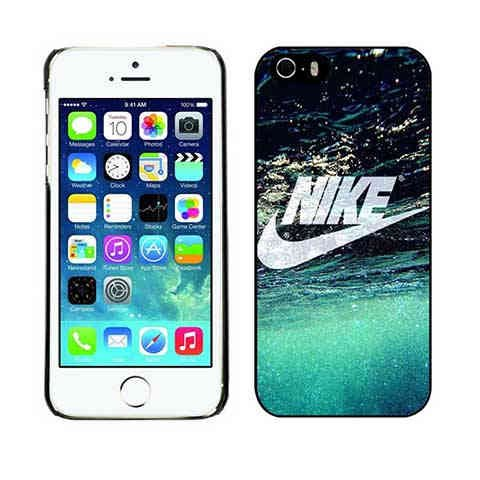 Iphone 5 5s Coque With Nike Logo Just Do It Skin Back Cover Coque Pour Iphone 5(Classic) FiC 04