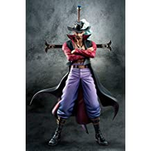 ONE PIECE NEO-DX - Taka no Me Dracule Mihawk Ver.2 [Portrait.Of.Pirates](Import Giapponese)
