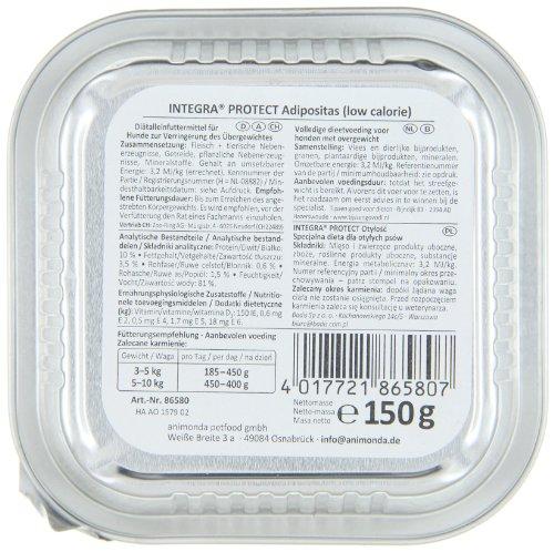 Integra Protect 86580 Adipositas 11 x 150 g Schale - 5
