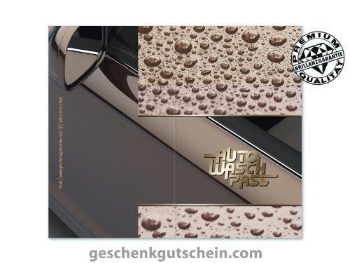 500 Stk. Auto-Waschpässe für Tankstellen, Autozubehör TK50 -
