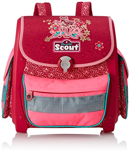 Scout Buddy Set Kinder-Rucksack, Rot