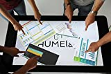 HUMELab Table Basse Tactile