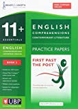 11 + ENGLISH COMPREHENSION - CONTEMP LIT BOOK 2 BLUE