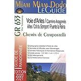 Miam Miam Dodo GR653 Voie d'Arles - Compostelle - Edition 2020
