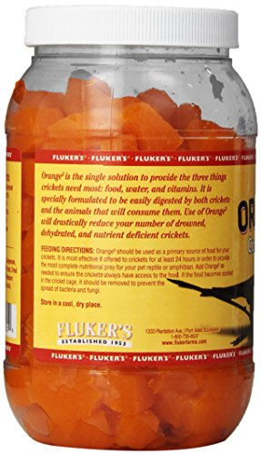 Fluker's Orange Cube Complete Cricket Diet 4