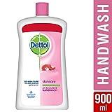 Dettol Skincare Liquid Hand Wash Refill, 900 ML