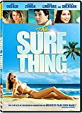 The Sure Thing (Special Edition) [Import USA Zone 1]