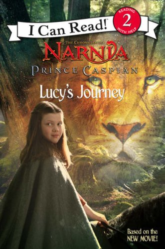Prince Caspian. Lucy's journey.