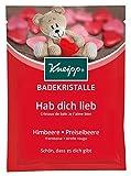Kneipp Badekristalle Hab dich lieb, 6er Pack (6 x 60 g)