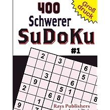 400 Schwerer SuDoKu #1