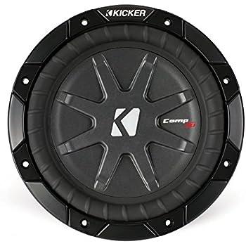 Kicker 43/cwrt672/6,5/pollici woofer comprt672/NERO