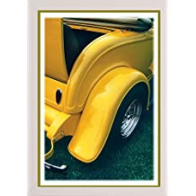 """Frame USA Rumble Seat-HARMSC53483 15""""x10.25"""" by Harold Silverman - MSC. in a Affordable White Medium Print, 15"""" x 10.25"""""""